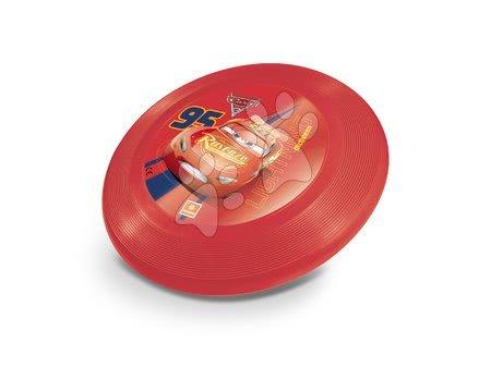 Discuri zburătoare - Disc zburător Maşini 3 Mondo diametru 23 cm roşu