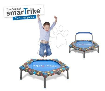 9101000 a smartrike trampolina 2v1