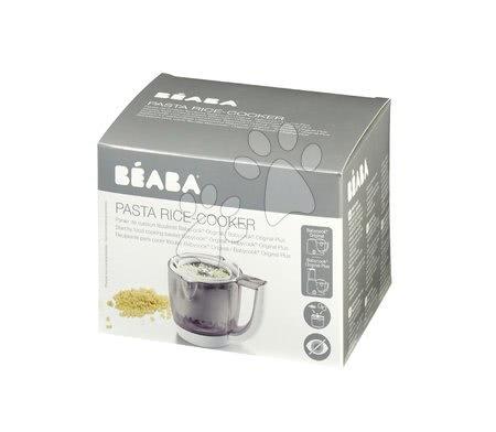 Parní hrnec s mixérem - Nástavec do vařiče Beaba Babycook® Original/Original Plus na těstoviny a rýži bílý od 0 měsíců_1