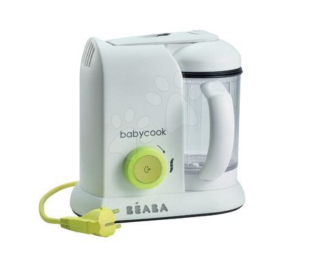 Beaba - Parný varič a mixér Beaba Babycook® Solo neón od 0 mesiacov