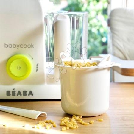 Parní hrnec s mixérem - Nástavec do vařiče Beaba Babycook® Solo / Babycook® Duo Plus na těstoviny a rýži bílý od 0 měsíců_1