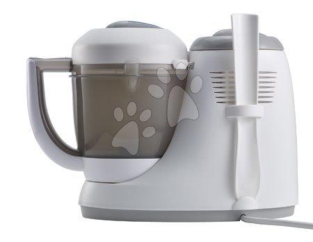 Hrănire și alăptare - Aparat de gătit cu aburi si mixer Beaba Babycook® Original gri-albastru_1
