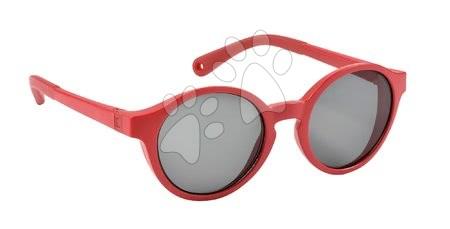 Sluneční brýle pro děti Beaba Baby M Poppy Red od 2-4 let červené