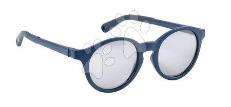 Hračky pre deti od 3 do 6 rokov - Slnečné okuliare pre deti Beaba Baby L Blue Marine od 4-6 rokov modré