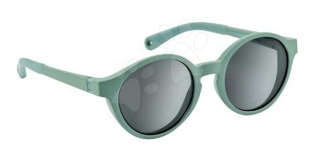 Sluneční brýle pro děti Beaba Baby M Tropical Green od 2–4 let zelené