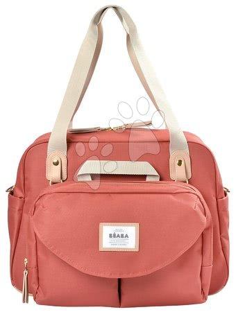 Prebaľovacia taška ku kočíku Beaba Geneva II Terracota hnedá