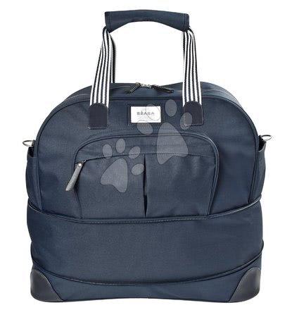 - Previjalna torba za voziček Beaba Amsterdam II Expandable Blue Marine modra 2 velikosti_1