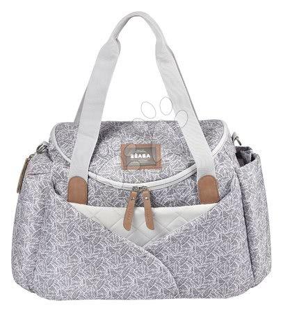 Přebalovací taška ke kočárku Beaba Sydney II Changing Bag Jungle
