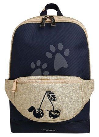 Šolske potrebščine - Školská taška batoh Backpack Jackie Icons Jeune Premier ergonomický luxusné prevedenie 39*27 cm JPBF021167