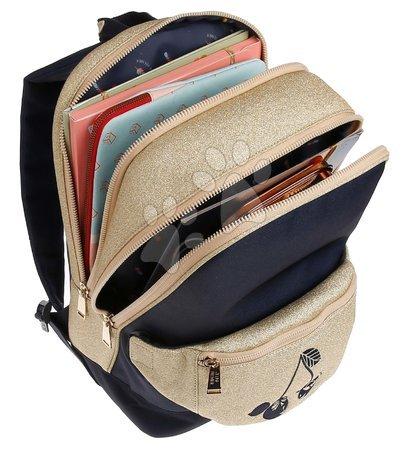 Šolske potrebščine - Školská taška batoh Backpack Jackie Icons Jeune Premier ergonomický luxusné prevedenie 39*27 cm JPBF021167_1
