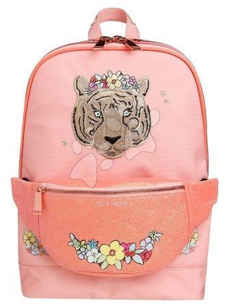 Šolske potrebščine - Školská taška batoh Backpack Jackie Tiara Tiger Jeune Premier ergonomický luxusné prevedenie 39*27 cm JPBF021177