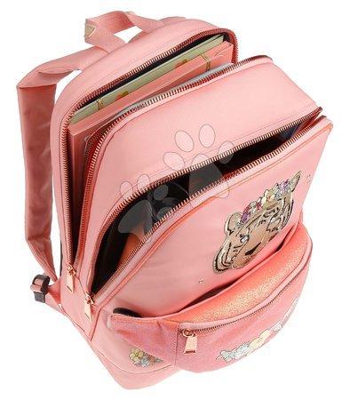 Šolske potrebščine - Školská taška batoh Backpack Jackie Tiara Tiger Jeune Premier ergonomický luxusné prevedenie 39*27 cm JPBF021177_1