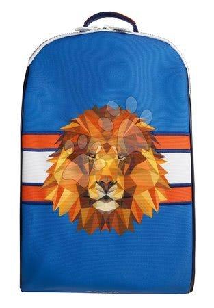Školski pribor - Školska torba ruksak Backpack James Lion Head Jeune Premier ergonomski luksuzni dizajn