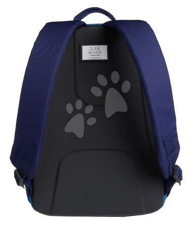 Školski pribor - Školska torba ruksak Backpack James Lion Head Jeune Premier ergonomski luksuzni dizajn_1