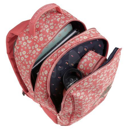 Školski pribor - Školská taška batoh Backpack James Miss Daisy Jeune Premier ergonomický luxusné prevedenie 42*30 cm JPBJ021166_1