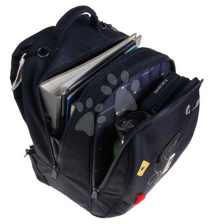 Školski pribor - Školská taška batoh Backpack James Mr. Gadget Jeune Premier ergonomický luxusné prevedenie 42*30 cm JPBJ021169_1