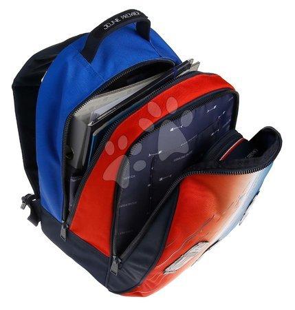 Školski pribor - Školská taška batoh Backpack James Racing Club Jeune Premier ergonomický luxusné prevedenie 42*30 cm JPBJ021171_1