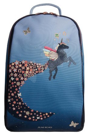 Školski pribor - Školská taška batoh Backpack James Unicorn Universe Jeune Premier ergonomický luxusné prevedenie 42*30 cm JPBJ021176