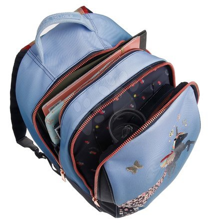 Školski pribor - Školská taška batoh Backpack James Unicorn Universe Jeune Premier ergonomický luxusné prevedenie 42*30 cm JPBJ021176_1