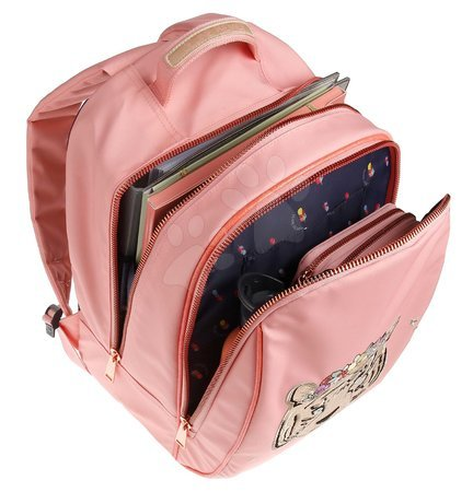 Školski pribor - Školská taška batoh Backpack James Tiara Tiger Jeune Premier ergonomický luxusné prevedenie 42*30 cm JPBJ021177_1