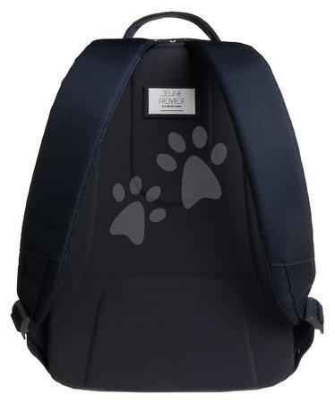 Školski pribor - Školska torba ruksak Backpack Bobbie Stars Silver Jeune Premier ergonomski luksuzni dizajn_1
