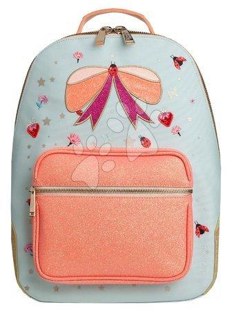 Školski pribor - Školská taška batoh Backpack Bobbie Ladybug Jeune Premier ergonomický luxusné prevedenie 41*30 cm JPBO021168