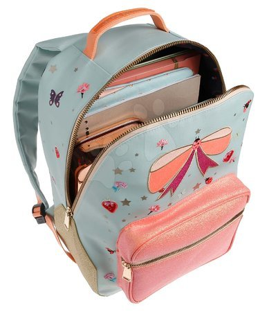 Školski pribor - Školská taška batoh Backpack Bobbie Ladybug Jeune Premier ergonomický luxusné prevedenie 41*30 cm JPBO021168_1