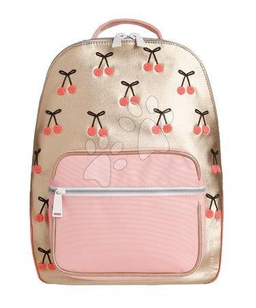 Školski pribor - Školska torba ruksak Backpack Bobbie Cherry Pompon Jeune Premier ergonomski luksuzni dizajn 41*30 cm