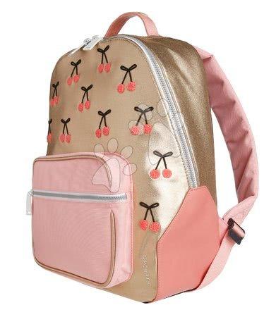 Školski pribor - Školska torba ruksak Backpack Bobbie Cherry Pompon Jeune Premier ergonomski luksuzni dizajn 41*30 cm_1