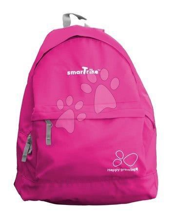 smarTrike - Športový batoh smarTrike extra ľahký na zips ružový