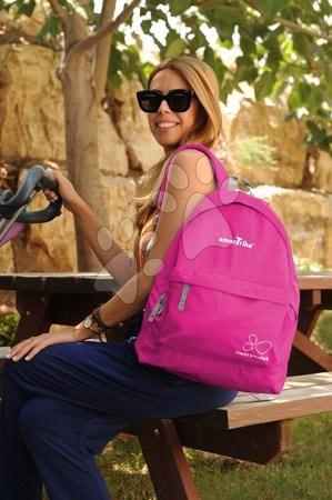 smarTrike - Športový batoh smarTrike extra ľahký na zips ružový_1