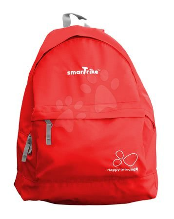 smarTrike - Dámsky športový batoh smarTrike extra ľahký na zips červený