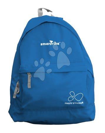 Dámský batoh do města smarTrike extra lehký na zip modrý BP808