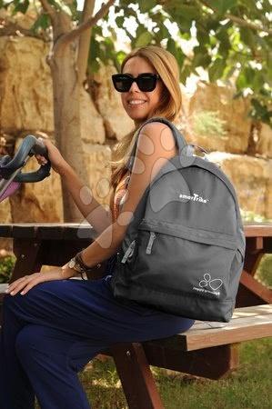 smarTrike - Dámsky športový batoh smarTrike extra ľahký na zips šedý_1