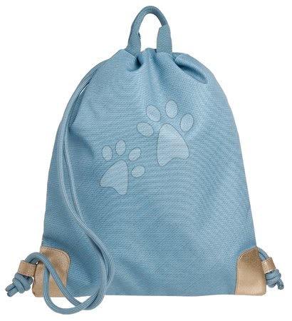 Vrećice za papuče - Školska vrećica za tjelesni i papuče City Bag Flower Power Jeune Premier ergonomska luksuzni dizajn_1