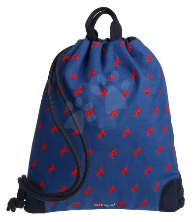 Vrećice za papuče - Školska vrećica za tjelesni i papuče City Bag Horsepower Jeune Premier ergonomska luksuzni dizajn