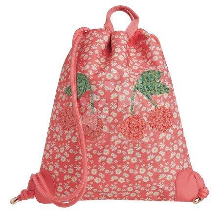 Vrećice za papuče - Školský vak na telocvik a prezúvky City Bag Miss Daisy Jeune Premier ergonomický luxusné prevedenie 40*36 cm JPCI021166