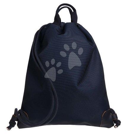 Vrećice za papuče - Školský vak na telocvik a prezúvky City Bag Icons Jeune Premier ergonomický luxusné prevedenie 40*36 cm JPCI021167_1