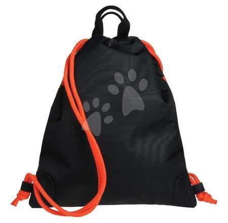 Vrećice za papuče - Školský vak na telocvik a prezúvky City Bag Tiger Twins Jeune Premier ergonomický luxusné prevedenie 40*36 cm JPCI021178_1