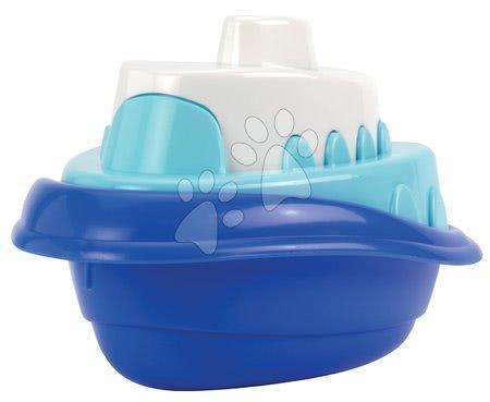 Articole de ștrand - Barcă cu motor mini Écoiffier albastră de la 18 luni