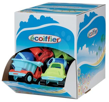 D17217 b ecoiffier nakladne auta