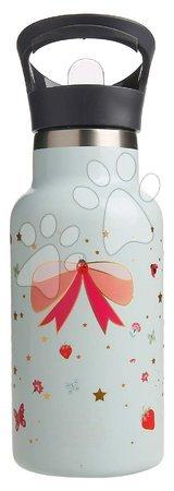 Outdoor boce za školu - Školská fľaša na vodu Drinking Bottle Ladybug Jeune Premier ergonomická luxusné prevedenie 17*7 cm JPDB021168