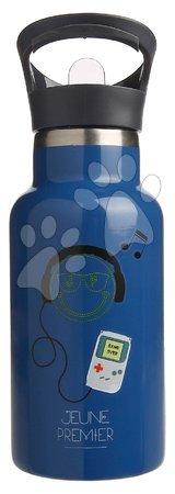 Outdoor boce za školu - Školská fľaša na vodu Drinking Bottle Mr. Gadget Jeune Premier ergonomická luxusné prevedenie 17*7 cm JPDB021169