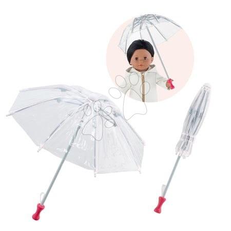 Dodatki za punčke in dojenčke - Dežnik Umbrella Ma Corolle za 36 cm punčko od 4 leta
