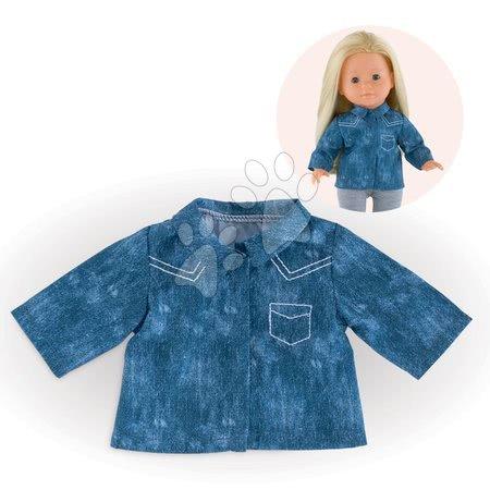 Oblačilo Shirt Blue Ma Corolle za 36 cm punčko od 4 leta