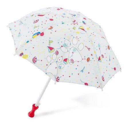 Dodatki za punčke in dojenčke - Senčnik za plažo Beach Umbrella Ma Corolle za 36 cm dojenčka od 4 leta_1
