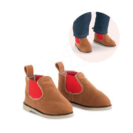 Dyk17 a corolle brown boots 36cm
