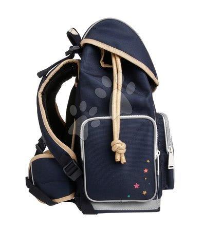 Šolske potrebščine - Šolski nahrbtnik velik Ergomaxx Unicorn Gold Jeune Premier ergonomski luksuzni dizajn 39*26 cm_1