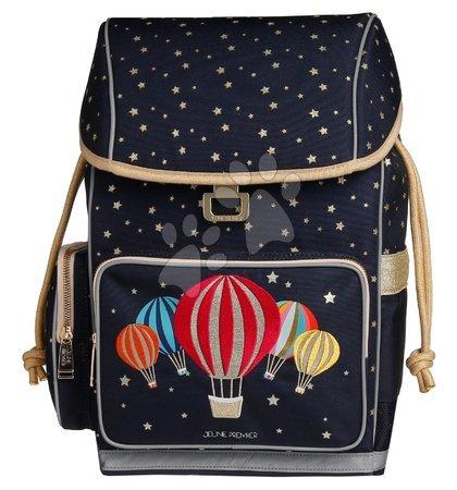 Šolske potrebščine - Školský batoh veľký Ergomaxx Balloons Jeune Premier ergonomický luxusné prevedenie 39*26 cm JPERX21165