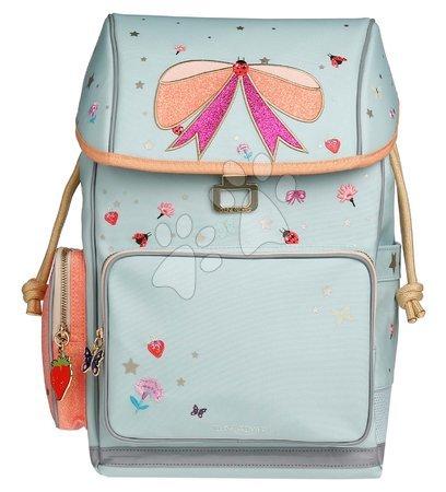 Šolske potrebščine - Školský batoh veľký Ergomaxx Ladybug Jeune Premier ergonomický luxusné prevedenie 39*26 cm JPERX21168